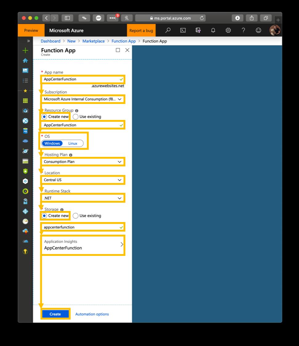 Schedule Recurring Builds in App Center