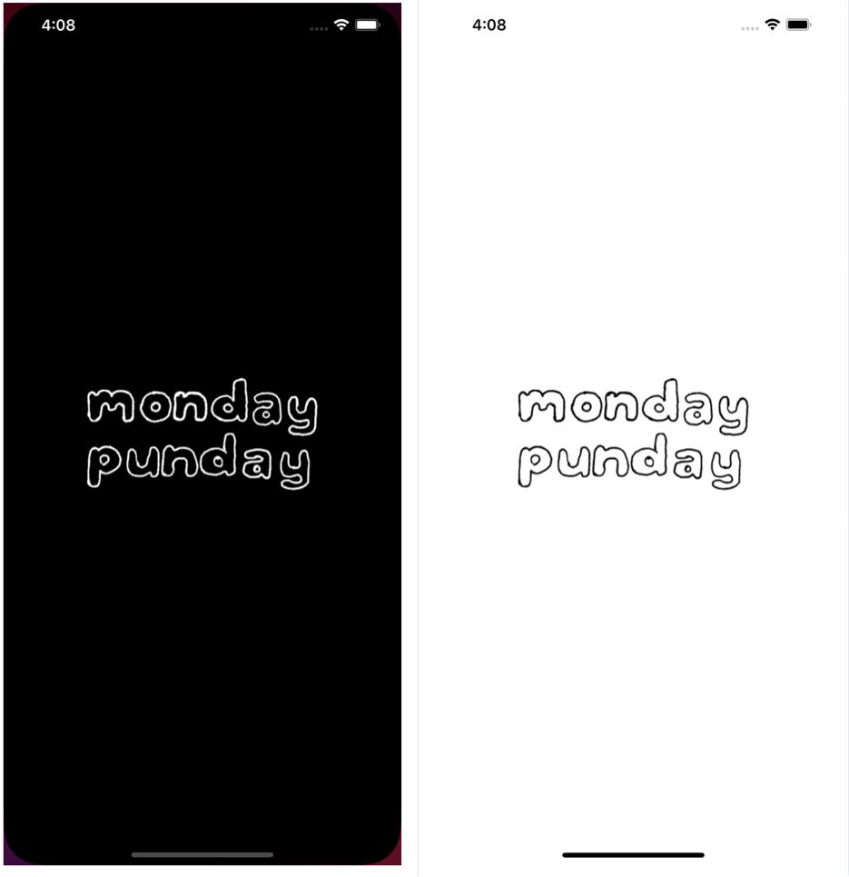 Xamarin: Creating a Dark Mode Splash Screen